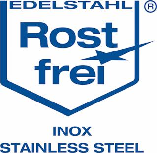 Wir sind Mitglied im WARENZEICHEN VERBAND EDELSTAHL Rostfrei e.V.