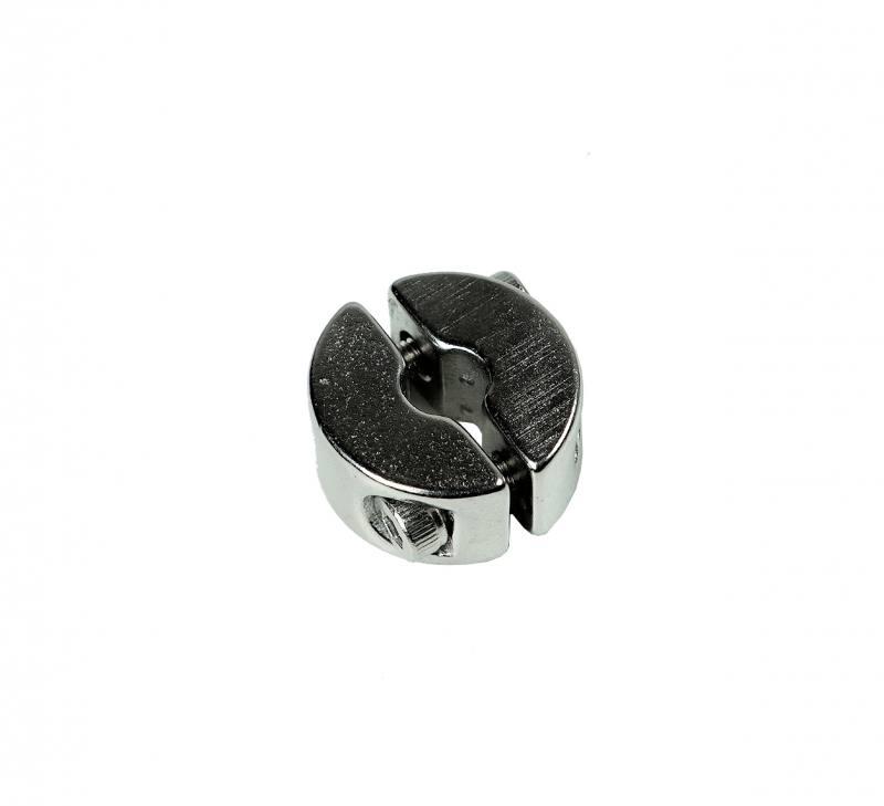 Edelstahl Drahtseil-Klemmring, 5mm, V4A / AISI 316